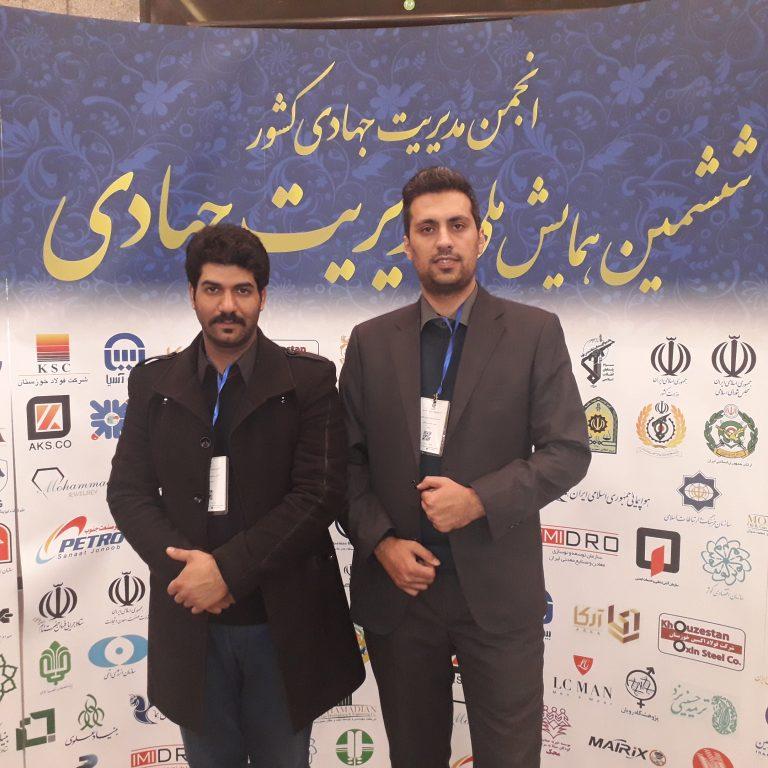 حسین محمدپور و سعید وهابی